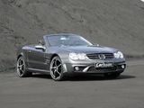 Carlsson Mercedes-Benz SL-Klasse (R230) 2001–08 wallpapers