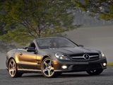 Mercedes-Benz SL 550 Night Edition (R230) 2010 wallpapers