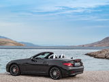 Images of Mercedes-AMG SLC 43 (R172) 2016