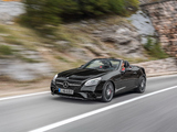 Mercedes-AMG SLC 43 (R172) 2016 images