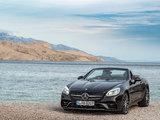 Mercedes-AMG SLC 43 (R172) 2016 wallpapers