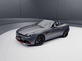 Mercedes-AMG SLC 43 RedArt Edition (R172) 2017 wallpapers