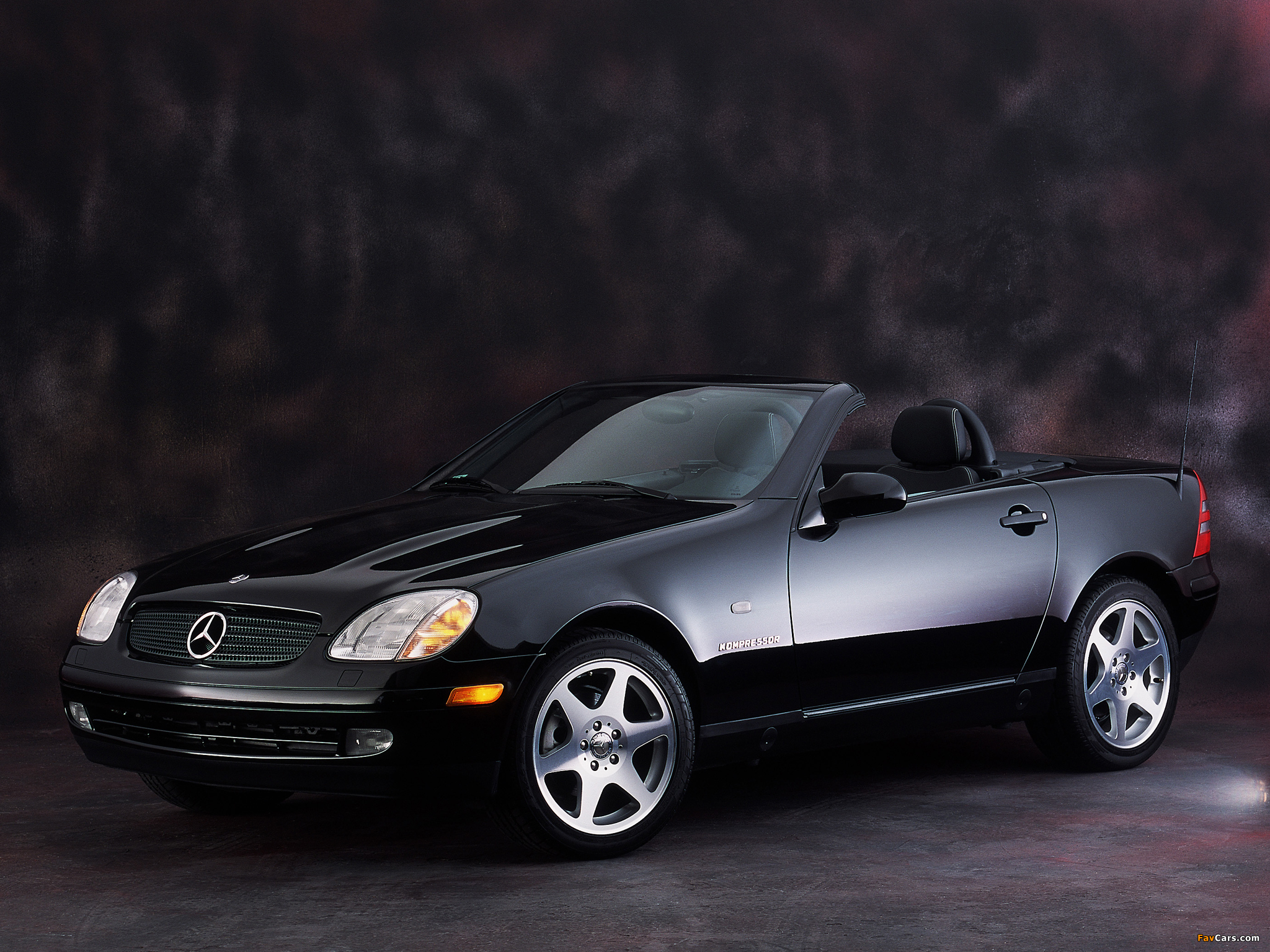 mercedes benz slk 230 kompressor us spec r170 1996 2000 wallpapers 2048x1536. Black Bedroom Furniture Sets. Home Design Ideas