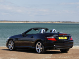 Photos of Mercedes-Benz SLK 250 CDI AMG Sports Package UK-spec (R172) 2012