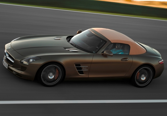 Images Of Mercedes Benz Sls 63 Amg Roadster R197 2011