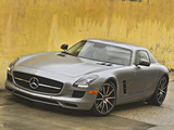 Images of Mercedes-Benz SLS 63 AMG GT US-spec (C197) 2012