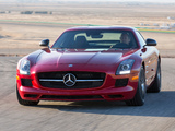 Mercedes-Benz SLS 63 AMG GT US-spec (C197) 2012 images
