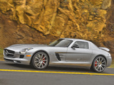 Mercedes-Benz SLS 63 AMG GT US-spec (C197) 2012 photos
