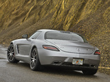 Mercedes-Benz SLS 63 AMG GT US-spec (C197) 2012 pictures