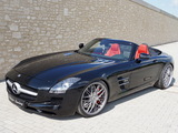 Senner Tuning Mercedes-Benz SLS 63 AMG Roadster (R197) 2013 wallpapers