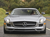 Photos of Mercedes-Benz SLS 63 AMG GT US-spec (C197) 2012