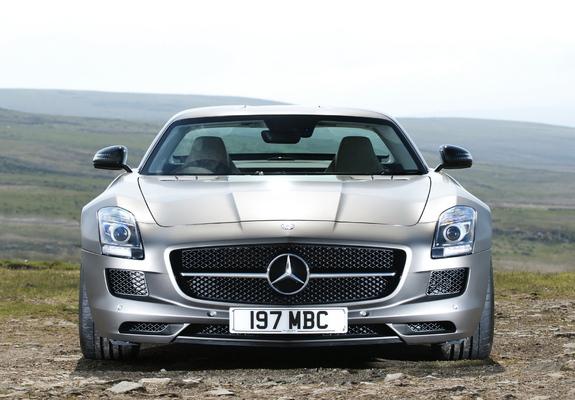 Pictures Of Mercedes Benz Sls 63 Amg Gt Uk Spec C197