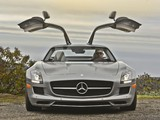 Pictures of Mercedes-Benz SLS 63 AMG GT US-spec (C197) 2012