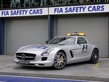 Pictures of Mercedes-Benz SLS 63 AMG GT F1 Safety Car (C197) 2013