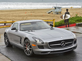 Mercedes-Benz SLS 63 AMG GT US-spec (C197) 2012 wallpapers