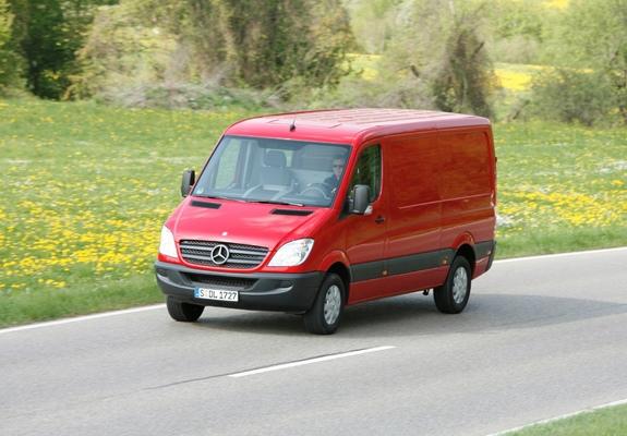 Images Of Mercedes Benz Sprinter Van W906 2006 13