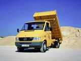 Mercedes-Benz Sprinter Pickup 1995–2000 pictures