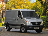 Mercedes-Benz Sprinter 2500 Cargo (W906) 2006–13 images