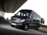 Mercedes-Benz Sprinter Transfer 34 (W906) 2006–13 wallpapers