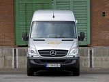 Mercedes-Benz Sprinter NGT (W906) 2009 wallpapers