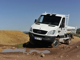 Mercedes-Benz Sprinter Tipper 4x4 (W906) 2009–13 wallpapers