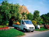 Photos of Mercedes-Benz Sprinter Pickup 1995–2000
