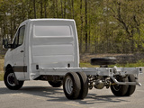 Photos of Mercedes-Benz Sprinter 3500 Cab Chassis (W906) 2006–13