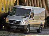 Photos of Mercedes-Benz Sprinter 2500 Cargo (W906) 2006–13