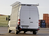 Pictures of Mercedes-Benz Sprinter High Roof Van (W906) 2006–13