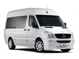 Hartmann Mercedes-Benz Sprinter SP5 Conference (W906) 2012 wallpapers