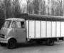 Mercedes-Benz Transporter (L319) 1955 images