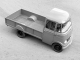 Mercedes-Benz Transporter (L319) 1955 images