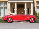 Mercedes-Benz 220 Cabriolet A (W187) 1951–55 photos