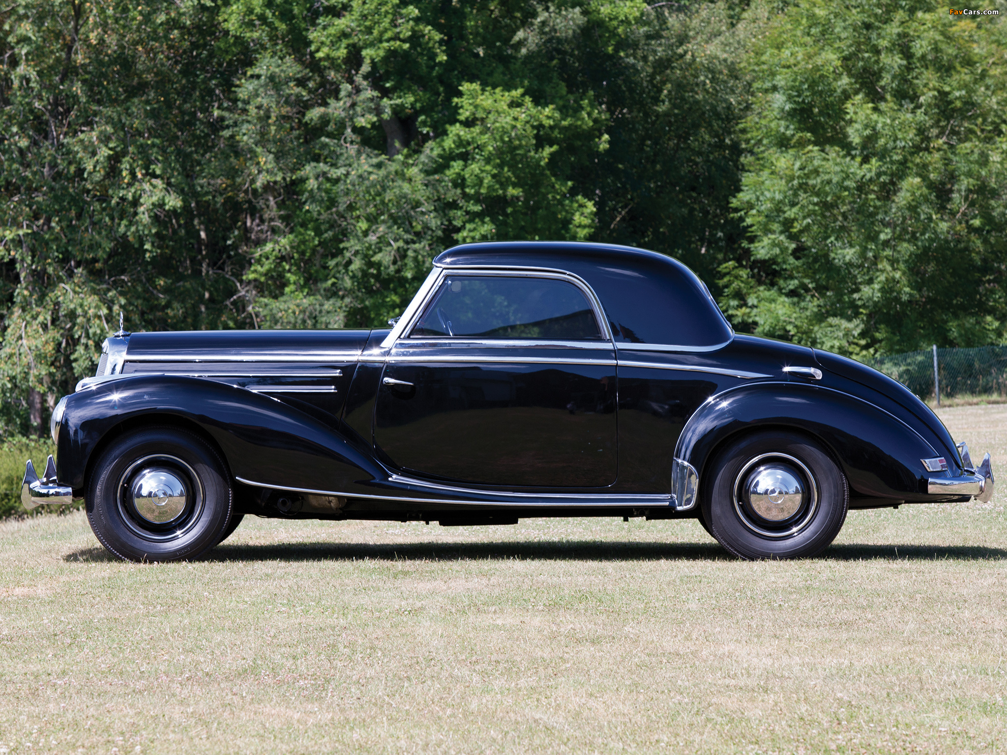 mercedes benz 220 coupe w187 1954 55 images 2048x1536. Black Bedroom Furniture Sets. Home Design Ideas