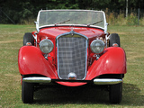 Images of Mercedes-Benz 230 N Roadster (W143) 1937