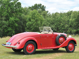 Mercedes-Benz 230 N Roadster (W143) 1937 photos
