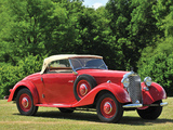 Mercedes-Benz 230 N Roadster (W143) 1937 wallpapers