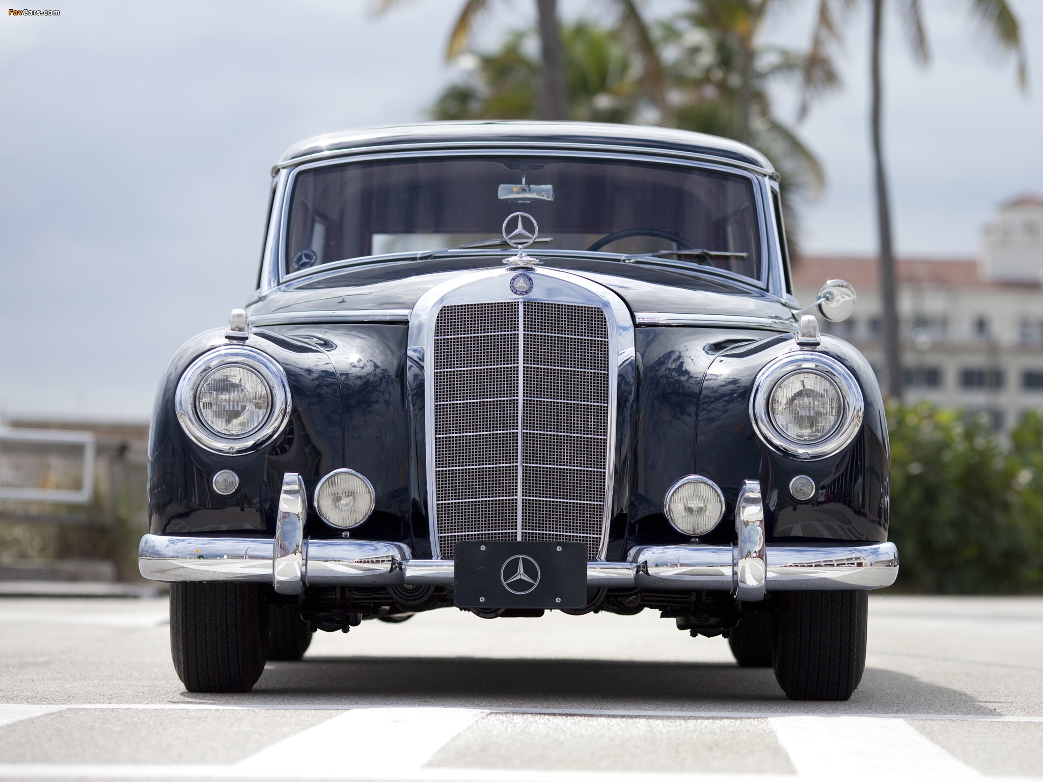 Mercedes benz 300c station wagon by binz 1956 pictures for Mercedes benz 300c