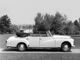 Photos of Mercedes-Benz 300d Cabriolet D (W189) 1957–62