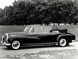 Photos of Mercedes-Benz 300d Pullman Landaulet (W189) 1960