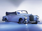 Pictures of Mercedes-Benz 300d Cabriolet D (W189) 1957–62