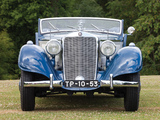Images of Mercedes-Benz 320 Cabriolet A (W142) 1937–42