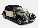 Mercedes-Benz 320 Cabriolet D (W142) 1937–42 photos