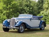 Mercedes-Benz 320 Cabriolet A (W142) 1937–42 photos