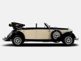 Photos of Mercedes-Benz 320 Cabriolet D (W142) 1937–42