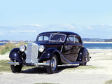 Photos of Mercedes-Benz 320 Stromlinien-Limousine Autobahnkurier (W142) 1938–39