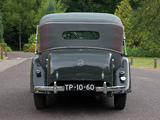 Mercedes-Benz 320 Tourer (W142) 1937–42 wallpapers