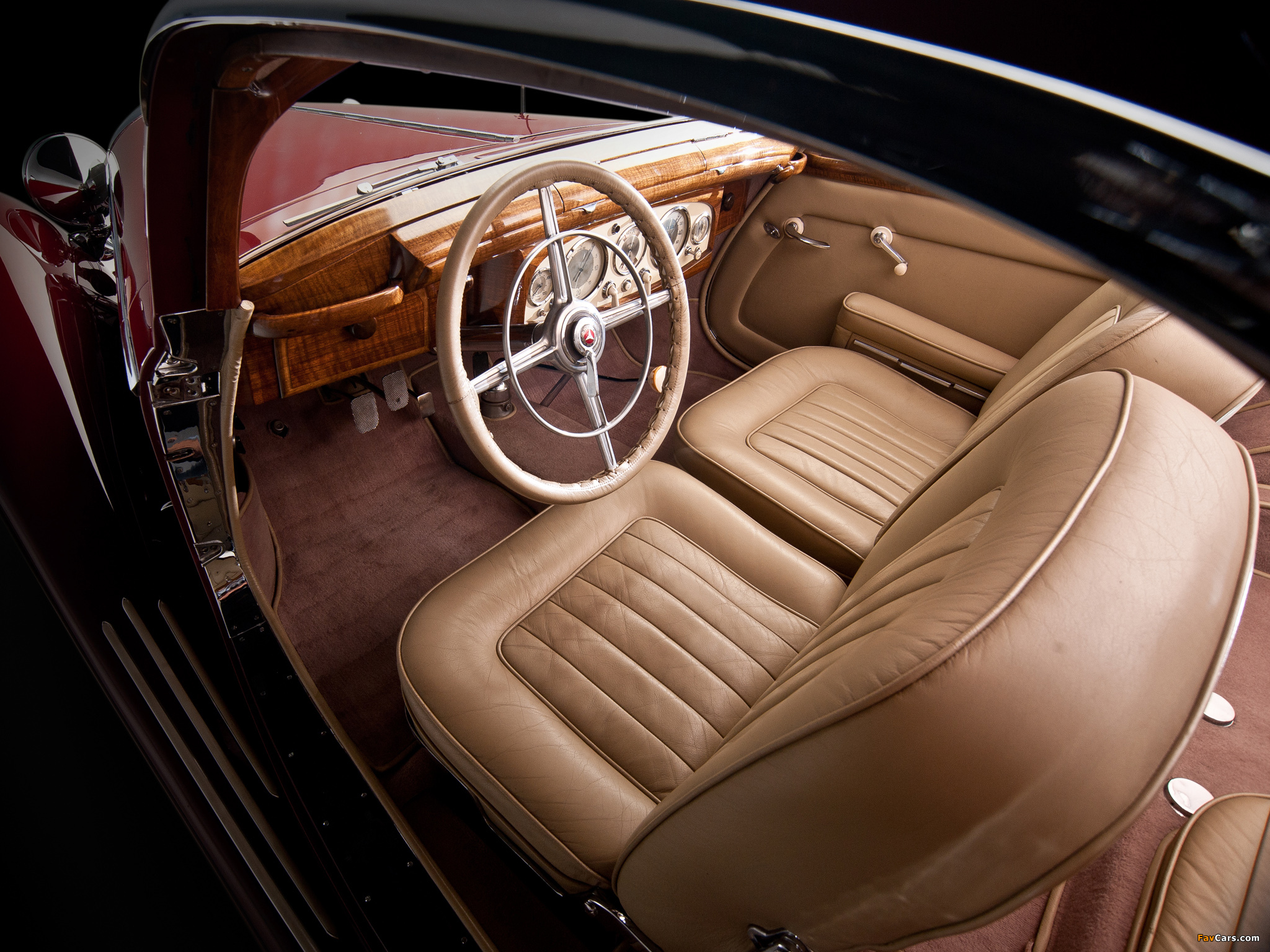 Mercedes benz 540k special coupe 1937 38 wallpapers 2048x1536