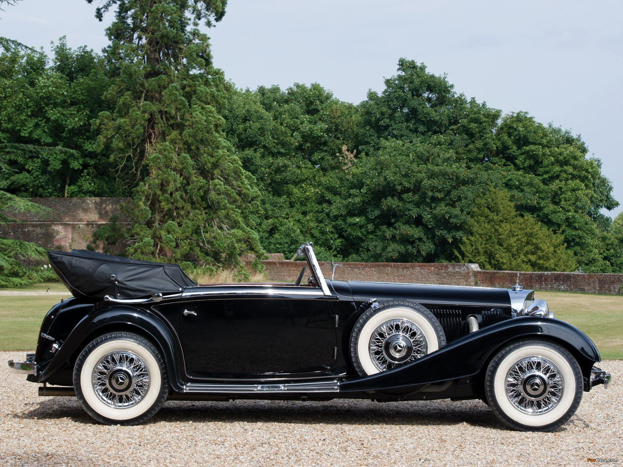 Pictures Of Mercedes Benz 500k Cabriolet C 1935 36 2048x1536
