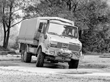Mercedes-Benz Unimog U2450L 6x6 (427) 1995–2000 photos